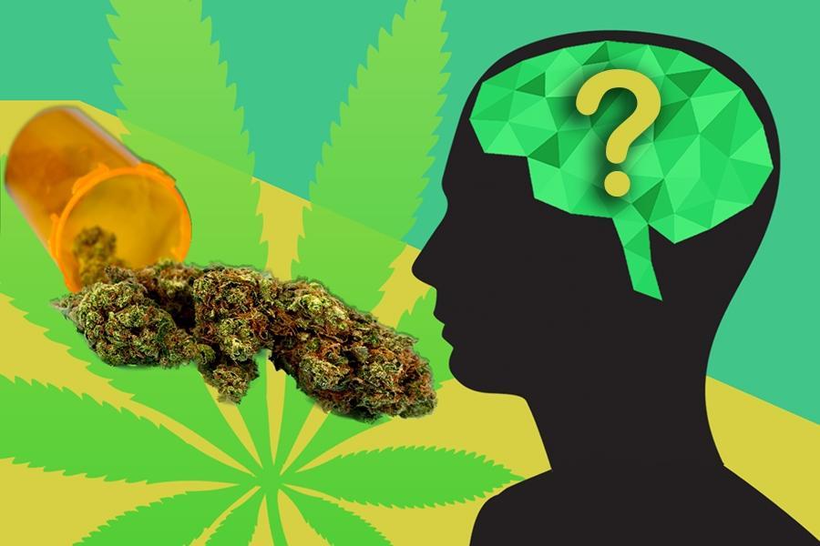 Правда ли, что марихуана влияет на память