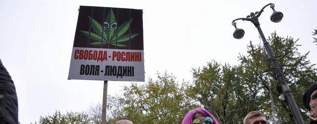В Киеве прошел марш свободы