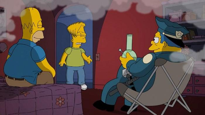 Купи бонг Head Shop «Vape Star-rasta» и будет как у Симпсонов все прекрасно