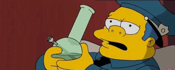 Как курить бонг
