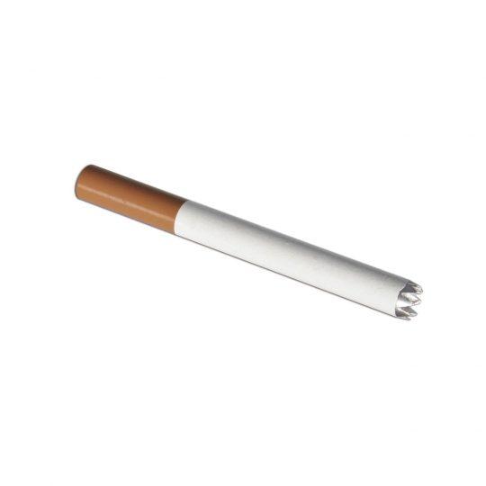 Металлическая сигарета с зубцами