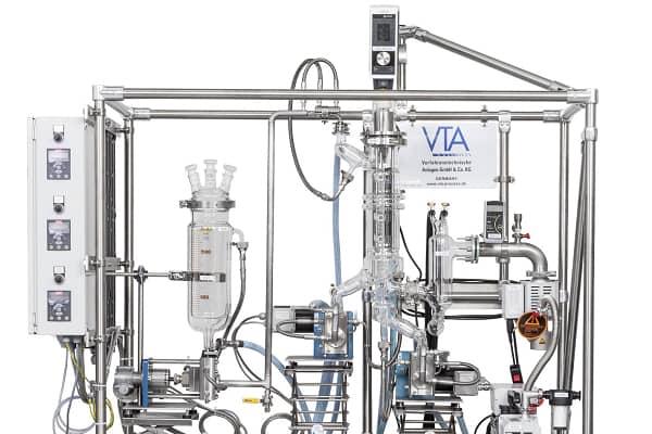 Short Path Distillation Plant VKL 70-5