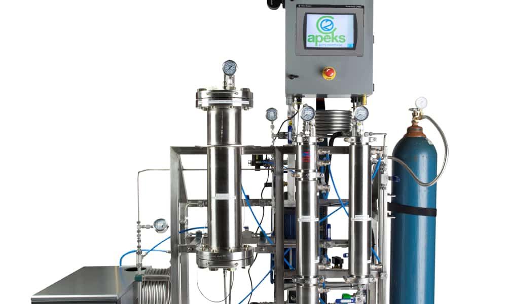 Apeks Supercritical CO2 System