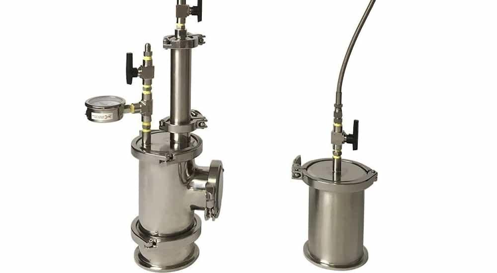 ABLAZE Mini Closed Loop Extractor