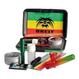 Подарочный набор для курения «Rasta»