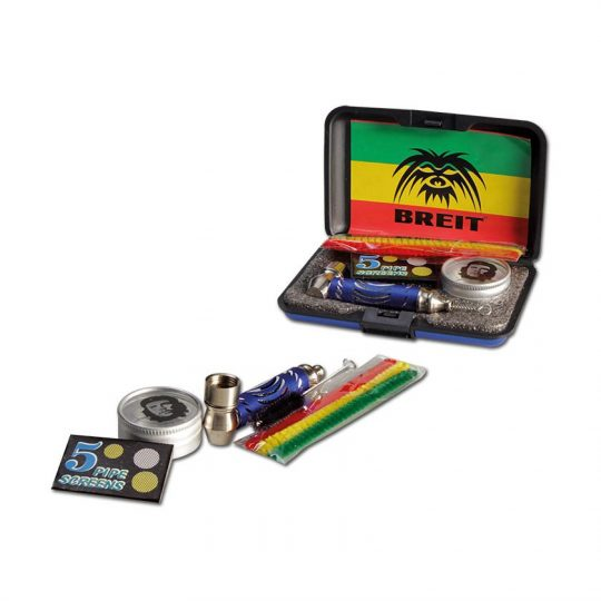 Подарочный набор для курения «Breit»
