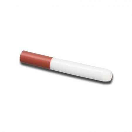Стеклянная сигарета «Пятка»
