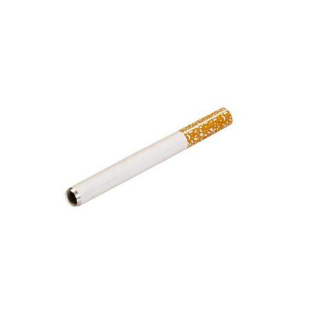 Трубка металлическая «Сигарета»