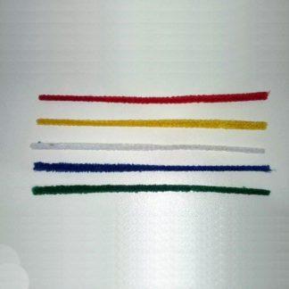 Ершик для трубки «Цвет радуги»