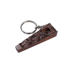 Деревянная трубка «Язычник»