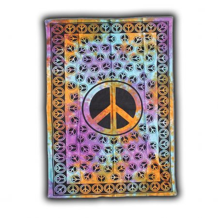 Батиковый гобелен «Мир»
