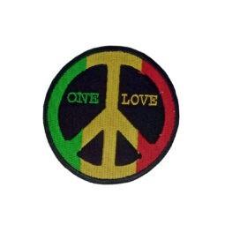 Нашивка One Love