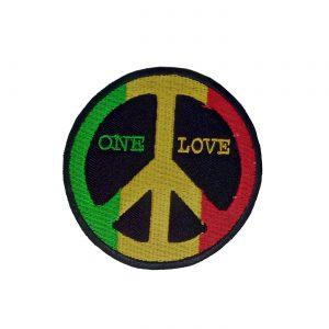 Нашивка «One Love»
