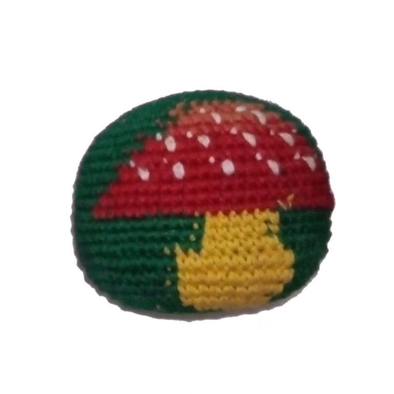 Футбэг Раста мяч