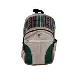 Рюкзак из конопли «Этнос»
