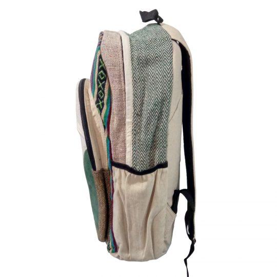 Рюкзак из волокон конопли