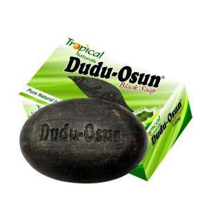 Африканское черное мыло Dudu-Osun