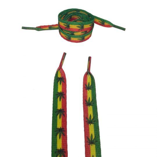 Rasta шнурки «Конопля»