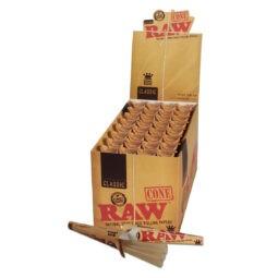 Бумажные конусы «Raw King Size»