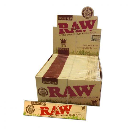 Органическая бумага «RAW»