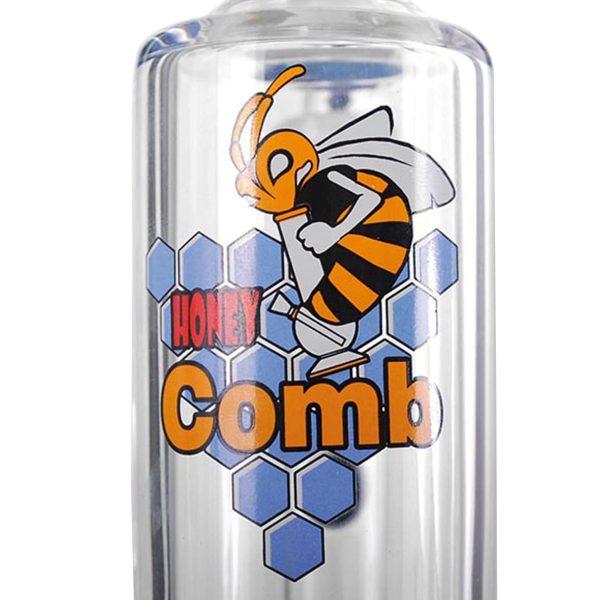 Стеклянный бонг «HoneyComb»
