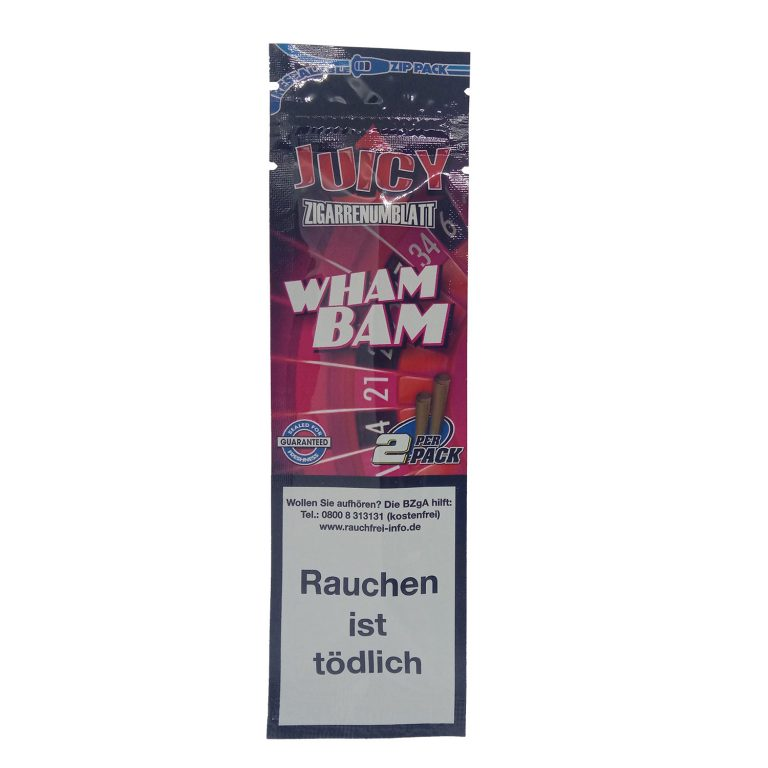 Бланты «Wham Bam»