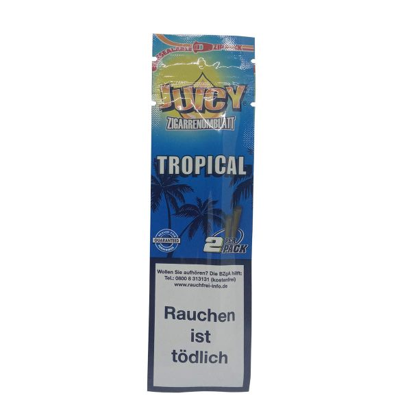 Бланты Juicy «Tropical»
