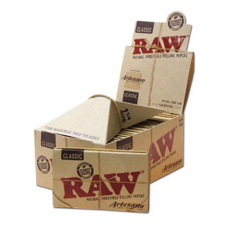 Папиросная бумага для самокруток«RAW»