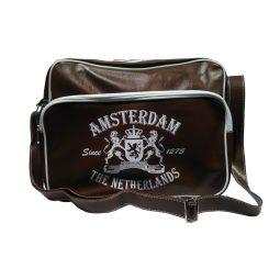 Ретро сумка «Коричневый Амстердам»