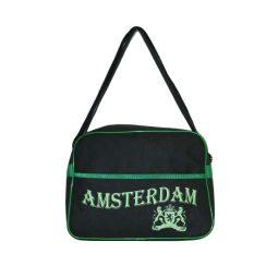 Ретро сумка «Черный Амстердам»