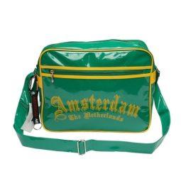 Сумка «Глянцевый Амстердам»