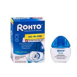 Капли для глаз Rohto Ice