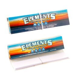 Бумага «Elements King Size Slim + tips»