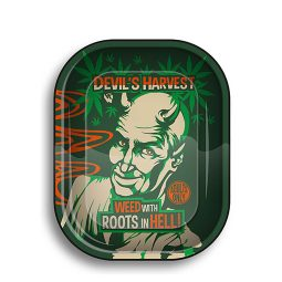 Металлический лоток «Зеленый Дьявол»